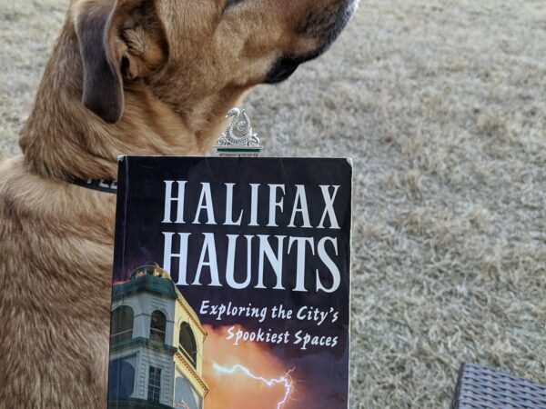 Review of Halifax Haunts by Steve Vernon