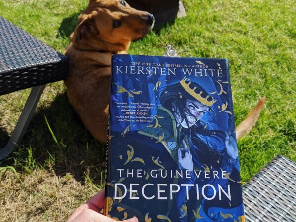 Book Review of The Guinevere Deception by Kiersten White