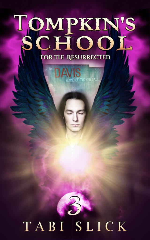 A Supernatural Academy Trilogy Book 3