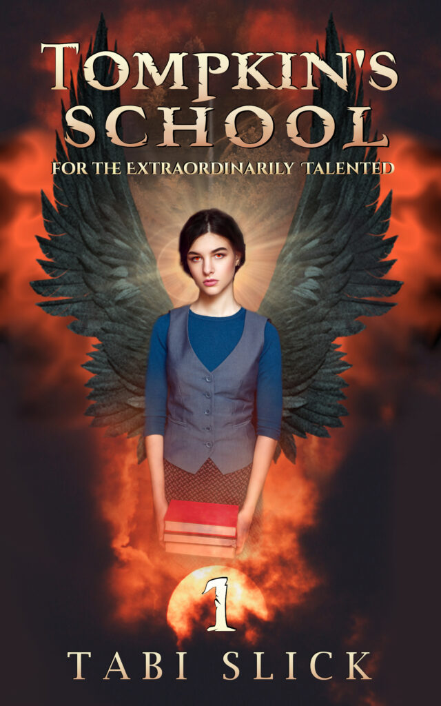 A Supernatural Academy Trilogy Book 1