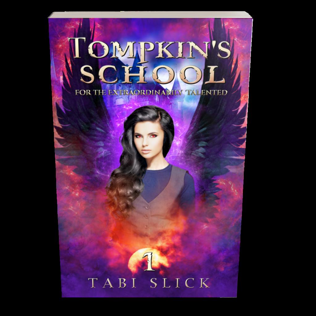 Tompkin's School Book 1