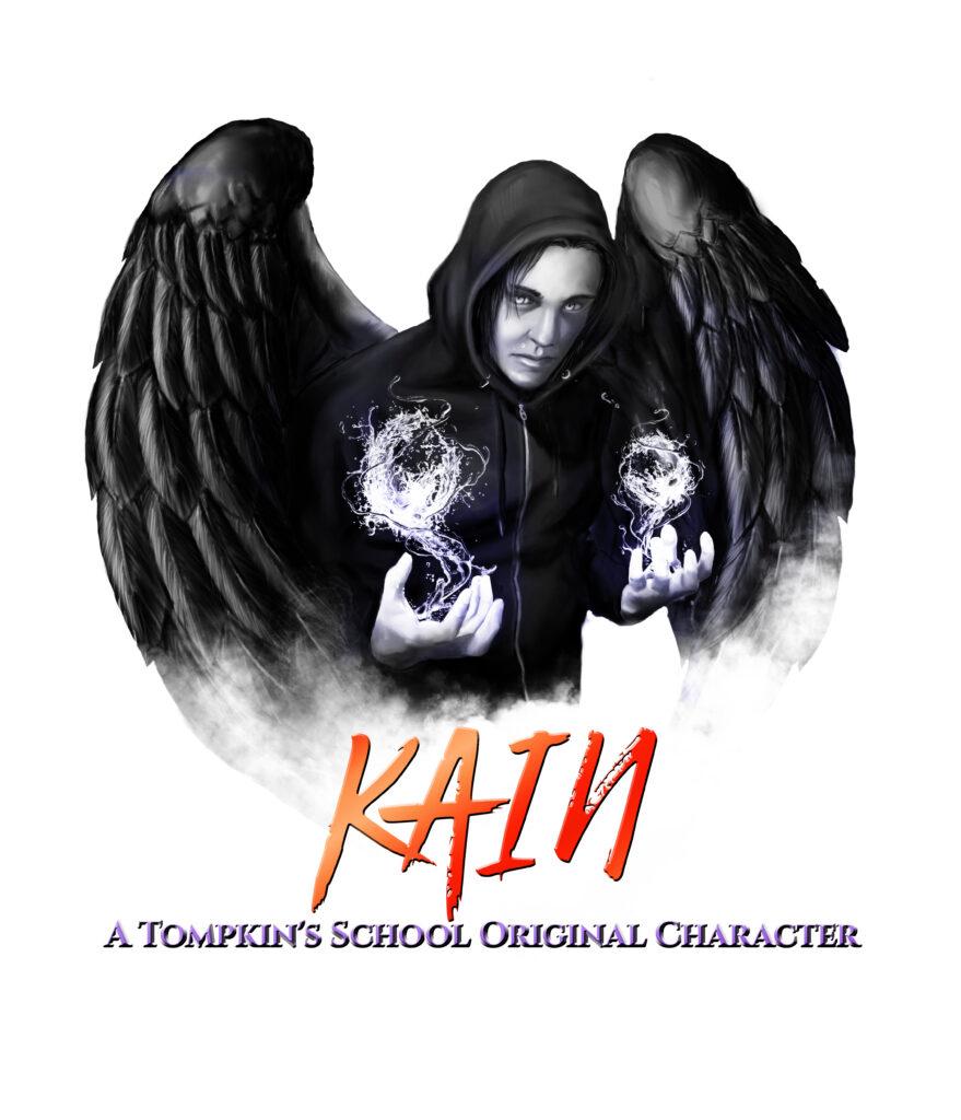Kain - Tompkin's School Character