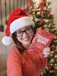 Tabi Slick's Book Review of Sherlock Holmes and The Christmas Demon