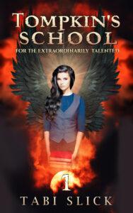 A Supernatural Academy Trilogy Book 1